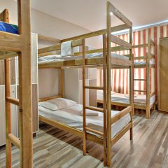 Хостел ROCK Кровать в общем номере с двухъярусной кроватью фото 3