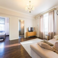 Апартаменты LikeHome Апартаменты Арбат Улучшенные апартаменты с различными типами кроватей фото 16