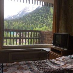 Гостиница Горные Вершины Номер категории Эконом с различными типами кроватей фото 7