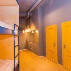 Хостел Inwood Кровать в общем номере с двухъярусной кроватью фото 5