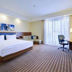 Гостиница Hampton by Hilton Волгоград Профсоюзная 4* Стандартный номер с различными типами кроватей фото 3