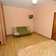 Гостиница Karavan 2 Улучшенный номер с различными типами кроватей фото 3