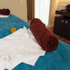 Гостиница Голубая Лагуна Люкс разные типы кроватей фото 9
