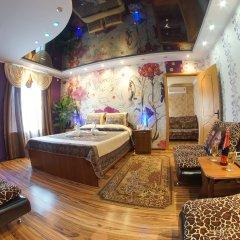 Гостиница Императрица Номер Делюкс с разными типами кроватей фото 2