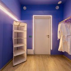 Гостиница HQ Hostelberry Номер Эконом разные типы кроватей (общая ванная комната) фото 4