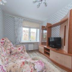 Апартаменты на Усиевича комната для гостей фото 4