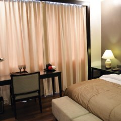 Quentin Boutique Hotel 4* Стандартный номер с различными типами кроватей фото 5
