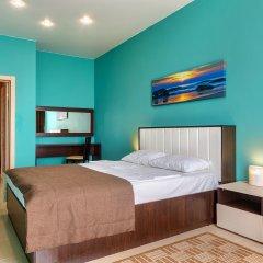 Апарт-Отель Тихая Бухта Апартаменты с различными типами кроватей