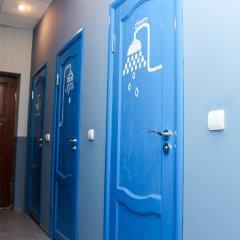 Хостел Amalienau Hostel&Apartments Кровать в общем номере с двухъярусными кроватями фото 5