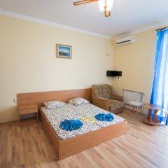 Гостиница Частный пансионат Лазурный Стандартный номер с различными типами кроватей фото 2