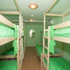 Хостел ВАМкНАМ Захарьевская Кровать в общем номере с двухъярусной кроватью фото 10