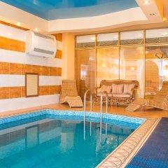 Гостиница Suleiman Palace бассейн