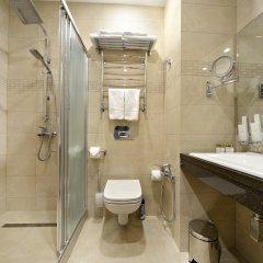 Гостиница Ярославская 3* Улучшенный номер с различными типами кроватей фото 3