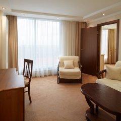 Гостиница Евроотель Ставрополь 4* Люкс с разными типами кроватей фото 2