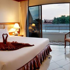 Отель Patong Pearl Resortel комната для гостей фото 2