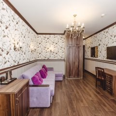 Мини-Отель Вилла Полианна Люкс с различными типами кроватей фото 4