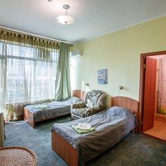 Гостиница Relax Club Стандартный номер с различными типами кроватей фото 8