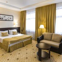 Гостиница Урал Тау 3* Номер Бизнес с различными типами кроватей фото 5