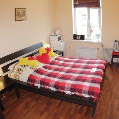 Мини-отель Мансарда Номер Комфорт с разными типами кроватей фото 4