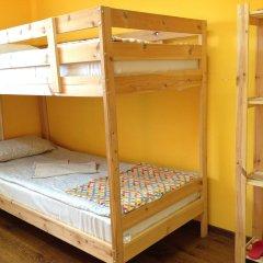 Гостиница Вернисаж Номер Эконом с разными типами кроватей (общая ванная комната) фото 18