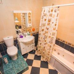 Гостиница Гермес 3* Стандартный семейный номер разные типы кроватей (общая ванная комната) фото 16