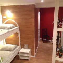 Hostel Nochleg Кровать в женском общем номере с двухъярусной кроватью фото 2