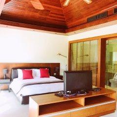 Отель Villa Laguna Phuket 4* Бунгало с различными типами кроватей фото 2