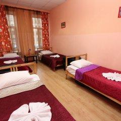 Хостел Геральда Стандартный номер с различными типами кроватей фото 2