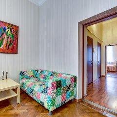 Апартаменты Алехандро на Дворцовой площади Апартаменты с различными типами кроватей фото 69