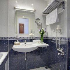 Гостиница Измайлово Альфа Сигма плюс 4* Улучшенный номер разные типы кроватей фото 4