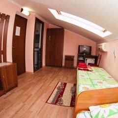 Гостевой дом Елена Стандартный номер с различными типами кроватей фото 14