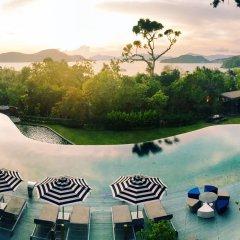 Sri Panwa Phuket Luxury Pool Villa Hotel бассейн фото 9