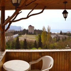 Гостевой дом Воробьиное гнездо балкон фото 2