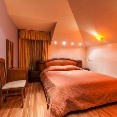 Крон Отель 3* Люкс с двуспальной кроватью фото 9