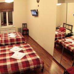 Мини-отель Мансарда Стандартный номер с разными типами кроватей (общая ванная комната)