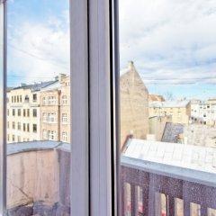 Отель Rigaapartment Gertruda балкон
