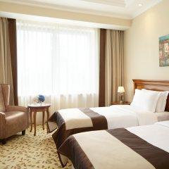 Гостиница Звёздный WELNESS & SPA Стандартный номер с различными типами кроватей фото 3