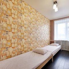 Хостел Иж Кровать в общем номере с двухъярусной кроватью