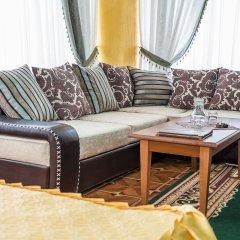 Гостиница Малибу Люкс с разными типами кроватей фото 15