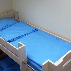Мини-Отель City Life 2* Кровать в общем номере с двухъярусной кроватью фото 3