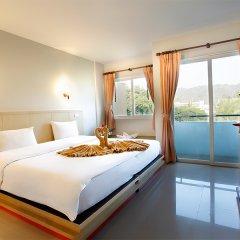 Patong Pearl Hotel 3* Улучшенный номер с различными типами кроватей