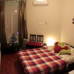 Мини-отель Мансарда Стандартный номер с двуспальной кроватью