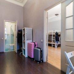 Гостиница Prosto Home Кровать в женском общем номере с двухъярусной кроватью фото 9