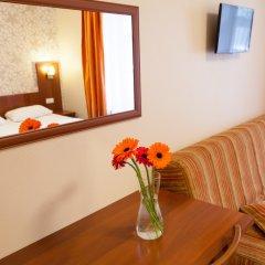 Гостиница Династия 3* Полулюкс разные типы кроватей