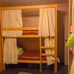 Хостел РусМитино Кровать в женском общем номере с двухъярусными кроватями фото 5