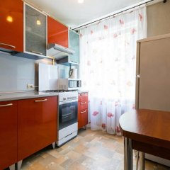 Апартаменты Баррикадная Апартаменты с разными типами кроватей фото 4