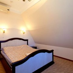 Гостиница Via Sacra 3* Полулюкс двуспальная кровать