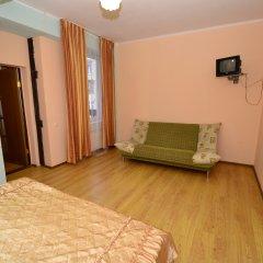 Гостиница Karavan 2 Улучшенный номер с различными типами кроватей фото 4