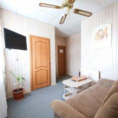 Гостиница Сибирь 3* Студия разные типы кроватей фото 2