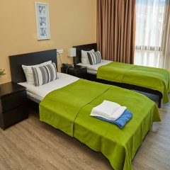 Апарт-Отель Skypark Стандартный номер с разными типами кроватей фото 8